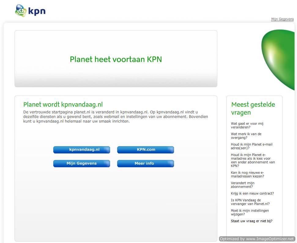 PlanetInternet-KPN