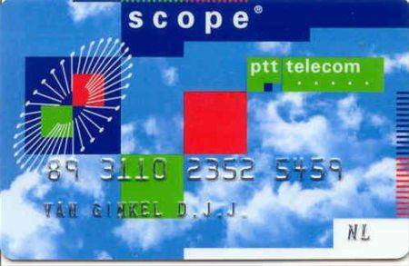 scopekaart-ptt-telecom