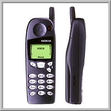 Voor velen van ons het begin van mobiele telefoons De Nokia 5110