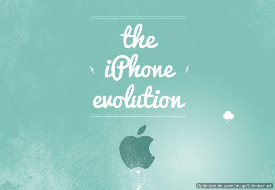 iphone-evolutie