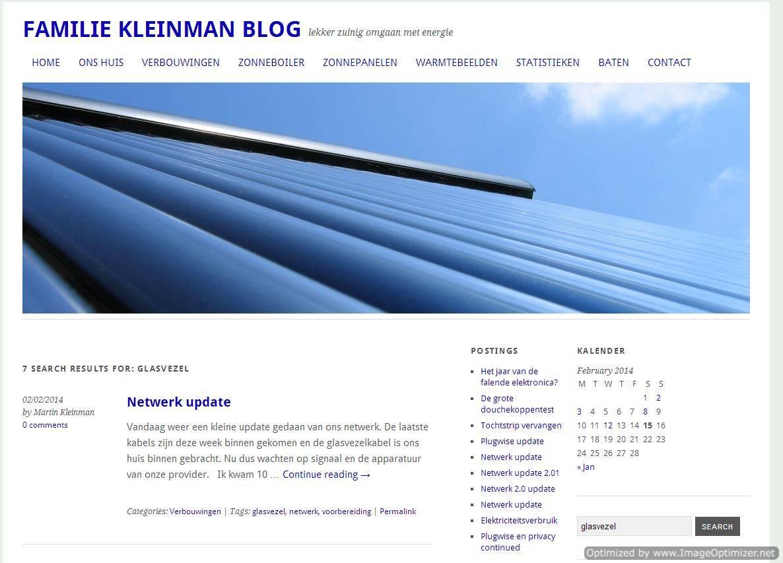 kleinman-weblog