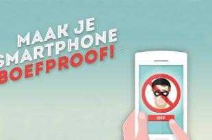Wat doe je als je telefoon is gestolen?