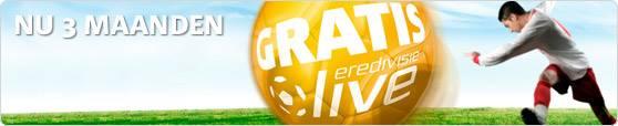 Gratis Eredivisie!