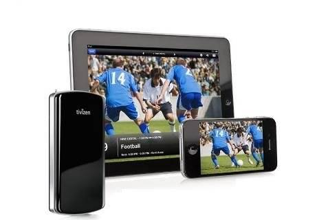 Interactieve TV Android